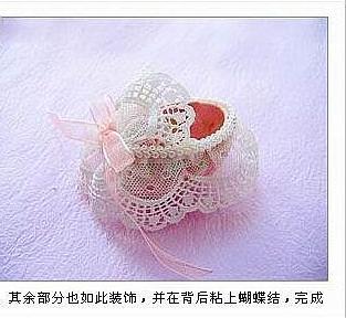 【鸡蛋画】蛋壳小制作-可爱的首饰盒