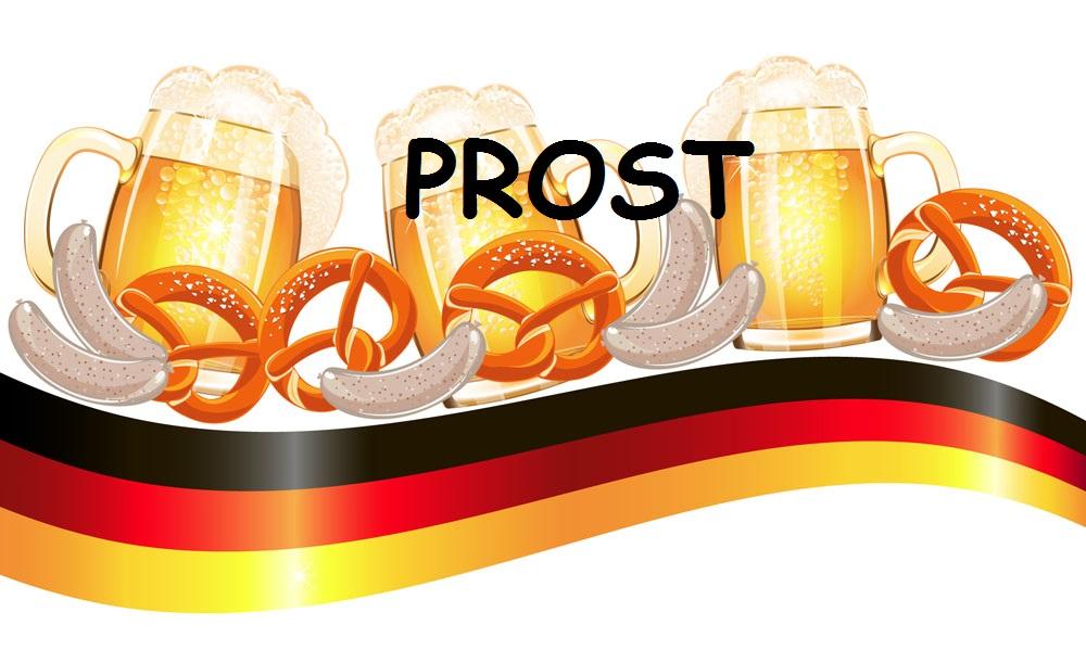 【21天死磕德语计划】Prost战队!