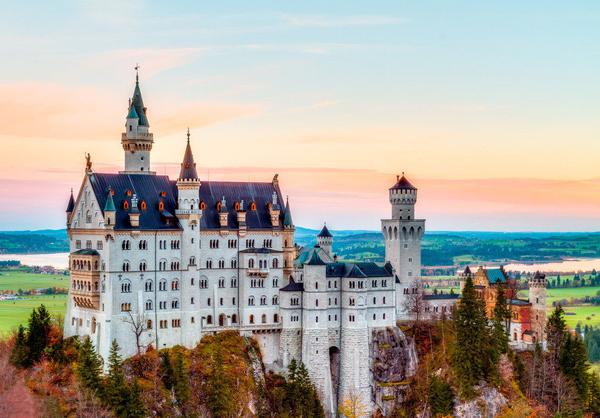 (活动已结束)【赢德语君手写明信片】情陷德意志之美,说出你喜欢德国的理由