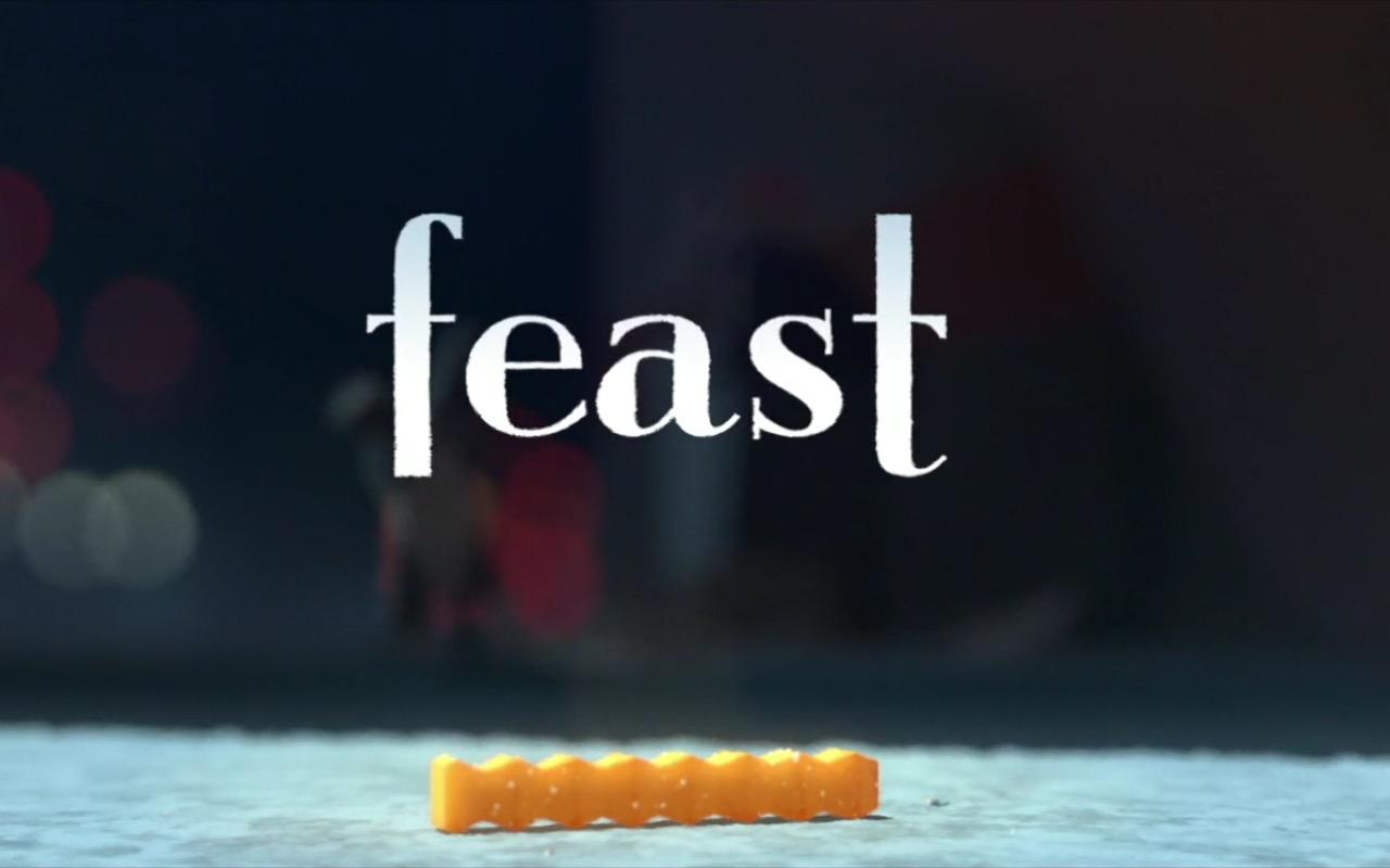 【短片推荐】第87届奥斯卡最佳动画短片《feast》