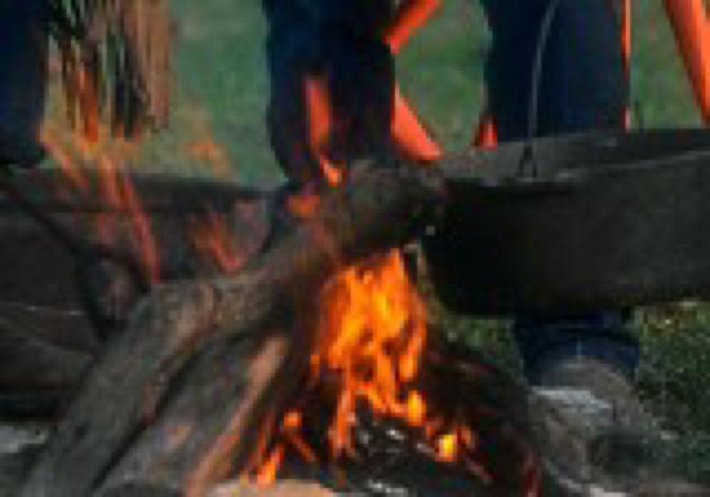 你知道为什么木炭可以燃烧吗?