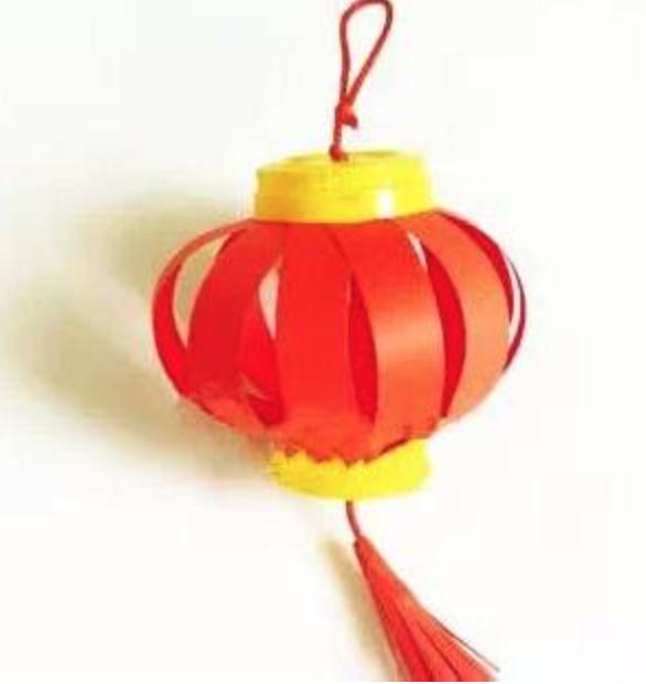 小纸杯变废为宝:手工制作漂亮的小灯笼!
