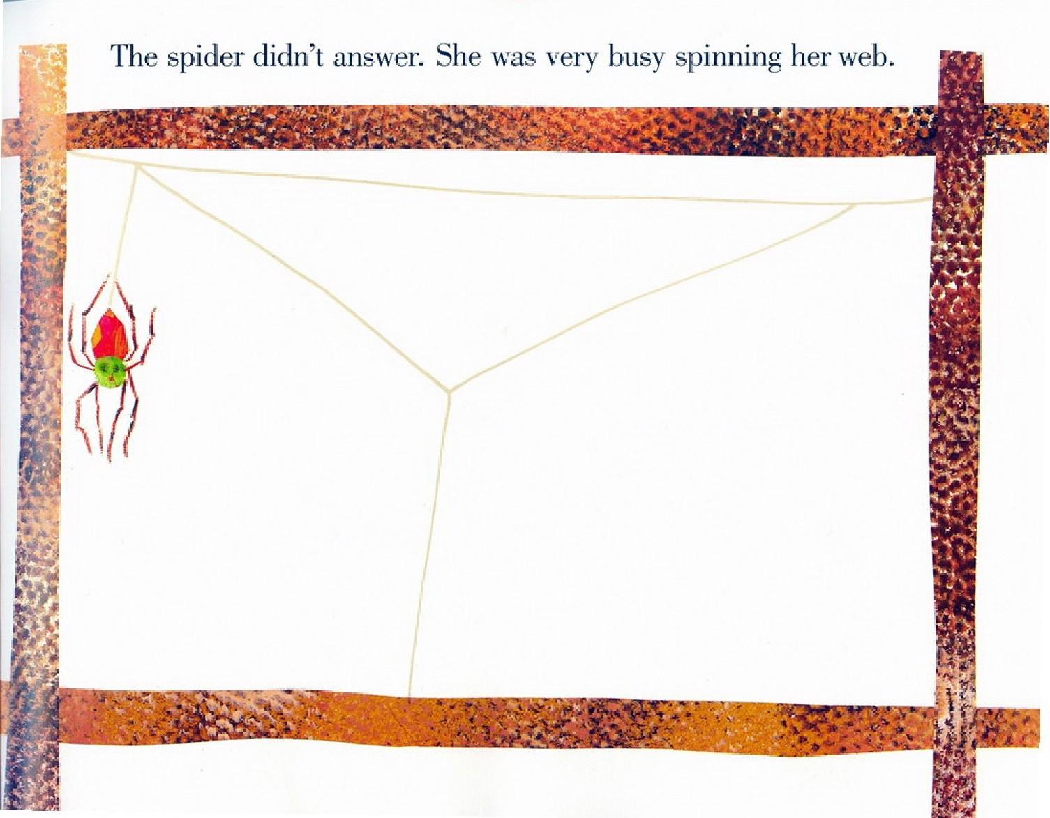 蜘蛛无边框gif