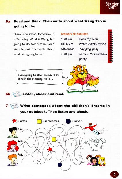 StarterUnit-Joininagain_小学生案例英语原版科学基地小学及v案例图片