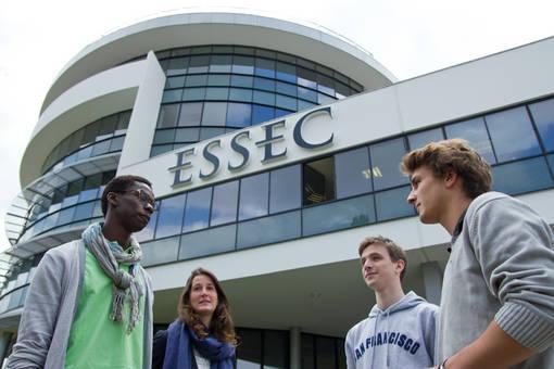 ESSEC高等商学院上海招生说明会