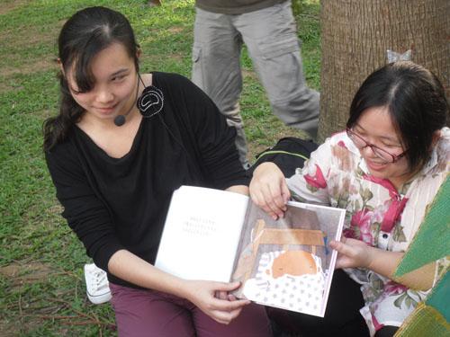 深圳X'mas 读书营--2012年12月16日