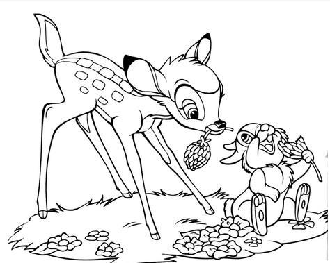 最适合学英文的电影资源系列--小鹿斑比(萌化你