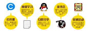 【今天你大语文了吗?】学员朱朱的沪江一日游