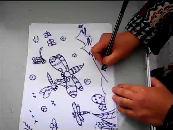 2016.3.156【美术课1.2】-盐河小学杨平老师《教案小学课国防图片