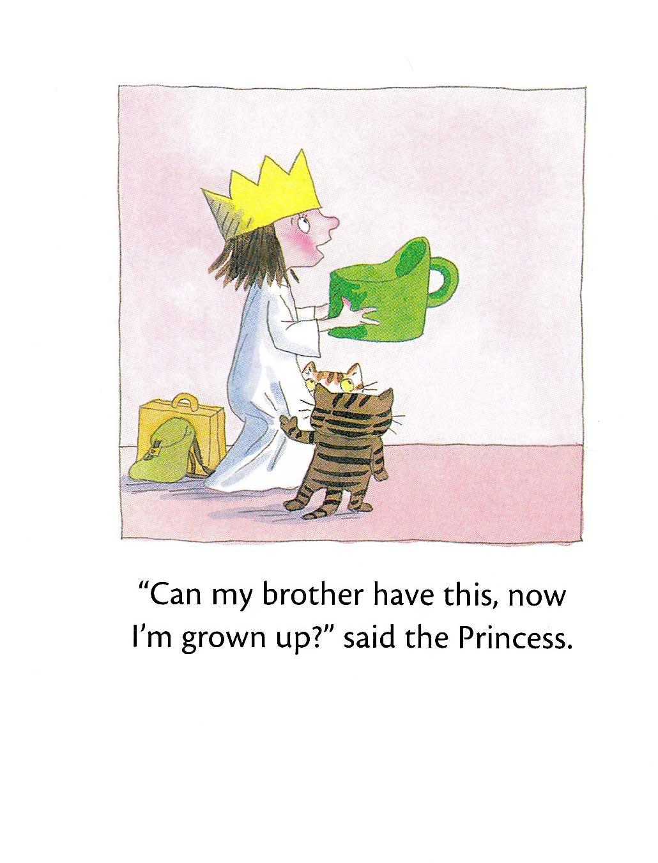 中的小公主和小王子