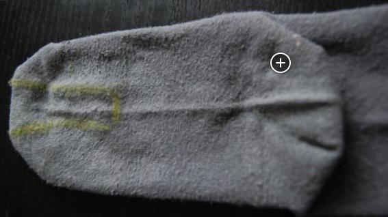 【趣味手工坊】袜子娃娃-龙猫
