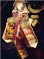 """【手工大赛】樱花袋+ 深夜食堂尝试の玉子烧╮( ̄▽ ̄"""")╭ 我就是吃货啦"""