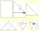 【轻飘飘剪纸】雪花剪纸教程