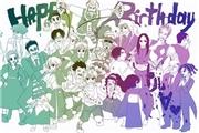 【生日快乐】九月份生日的孩纸们生日快乐,么么哒ww