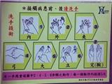 【日常】七步洗手法