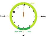 【大家的瑞典语】第八期 - Vad är klockan? 现在是什么时间?