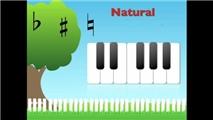 【乐队联盟 乐理教室】第一课  音与音级命名