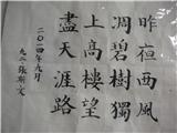 【书法社】小公主拜社+小记书会活动