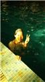 10月18日,游泳社第一次活动(多图~~)
