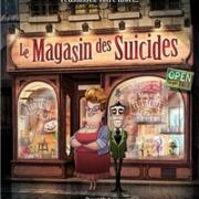 【Tommy法语影视分享】《自杀专卖店》法语版下载