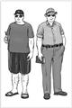 给大尺寸男士的九个时尚建议(四)