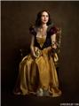 一些被还原成16世纪古典人物的动漫形象,有种高贵气息的美感。