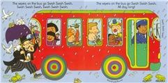 【绘本有声阅读】The Wheels on the Bus