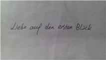 德语书写大晒 von Emma