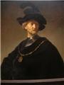 伦勃朗的油画作品