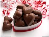 请积极发言。看巧克力,想吃吗
