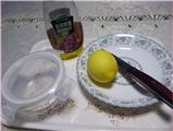 蜜渍柠檬(柠檬蜂蜜水)