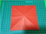 花篮的折纸教程