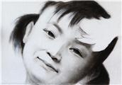 黄老师素描-十年前的作品回忆