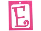 西语单词从小小字母学起:字母E,e