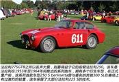 屡创拍卖新高 实拍1967年款法拉利275