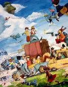 宫崎骏のアニメ世界