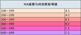 TCF与TEF一瞥