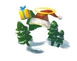 【圣诞头像】圣诞节来啦~~头像P起来!