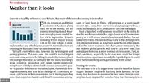 【Mida】Economist 2014-10-11 THE WORLD ECONOMY