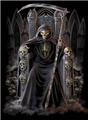 #神话召唤贴# 之 死神来了