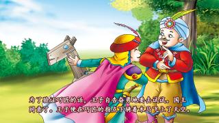 【绘本有声阅读】王子和木马