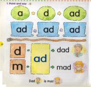 学会英语发音系列3:ad【Phonics kids】
