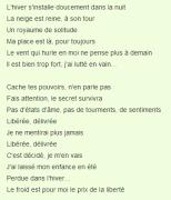 【女王社】晒晒的法语入门课!~~ 说好的Let it go 法语版来啦