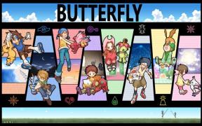 刺猬の乐库【8】BUTTER FLY