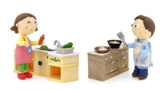 【我为韩语狂】居家生活篇:开始做饭的经典对话