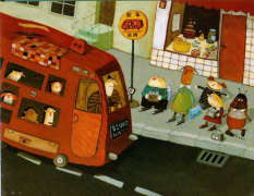 《卡夫卡变虫记》:代表孩子的心灵信号