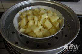 2015.1.7 土豆丸子(味道相当不错,推荐大家动手做做)