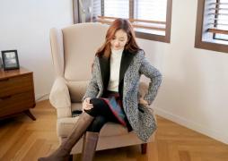 """【韩国文化】韩国妹纸们冬天的""""光腿""""文化"""