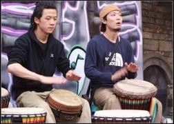 【我有一个非洲梦】——非洲鼓的故事