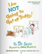 苏斯博士系列:今天坚决不起床